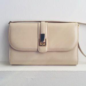 Rare GUCCI 1960s Vintage Shoulder Bag / Clutch